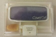 Vintage Covergirl Eye Shadow! Pro Colors! Sugared Violet! Unique old retro Item!