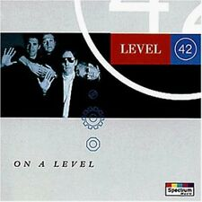 Level 42 on a level (compilation, tracce 14, 1980-89/93)