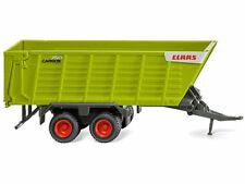 Wiking 038199 H0 Anhänger Claas Cargos Ladewagen mit Agrarbereifung