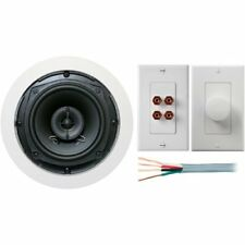 HiFi Works - 30033 - Add-A-Room Ceiling Speakers Kit - Pack of TWO