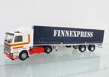 Herpa 071284 Tekno - 1:50 - Scania 112 plan - trailer sur l'axe