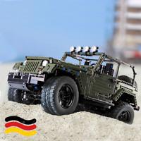 jeep Auto 42056 42083 10265 42110 42111 MOC x technic Bausteine Blöcke Set offr