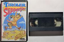 Tiroler slippertjes / VHS / PAL / 8044 / German / Dutch subtitles / 1974