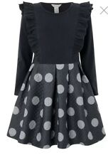 Monsoon girls Party dress age 7-8