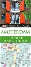 DK Eyewitness Pocket Map and Guide Amsterdam Book (paperback)