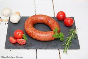 Original Thüringer Wurst - frische Bratwurst