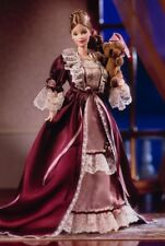 Barbie Victorian With Cedric Bear