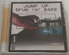 JUMP UP DRUM N BASS INTRODUCING THE BEATS FROM THE STREETS COMPILATION CD OTTIMO