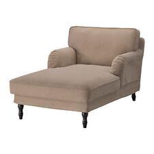 IKEA stocksund Chaise Longue Copertura Vellinge Marrone Chiaro-copre solo 202.809.76