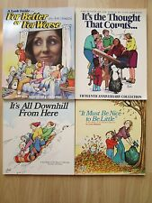 FOR BETTER FOR WORSE LOT 4~Lynn Johnston~10th/15th Anniversary~DOWNHILL~BE LITTL