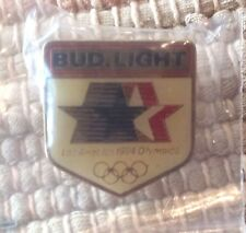 Bud Light 1984 Los Angeles Olympics lapel pin pre-owned