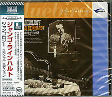 DJANGO REINHARDT-DJANGOLOGY-JAPAN BLU-SPEC CD2 D73