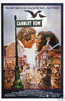 Cannery row Nick Nolte vintage movie poster print