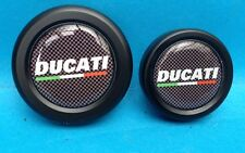 DUCATI  Hypermotard 1100S REAR WHEEL SPINDLE PLUGS BUNGS