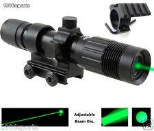 Green Laser Designator/Flashlight night/vision light&dot to light adjust w/mount