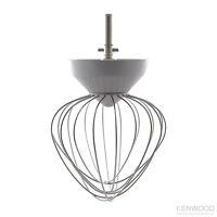 KW712212 Kenwood Whisk Aluminium (9 wire) for Chef and Sense models   HEIDELBERG