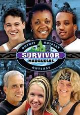 Survivor Marquesas (Part 1 of 3 part series 3 disc set) FREE SHIPPING