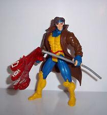 X-MEN X force 1996 GAMBIT classics YELLOW BLUE VARIANT suit complete repaint