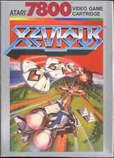 Xevious (Atari 7800) New in the Box(NIB) NTSC