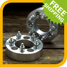2 Ford Ranger Wheel Spacers Adapters 5x4.5 1.5 inch 2WD 4WD Edge Sport XLT