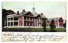 1906 Womans Building, University of Illinois Urbana Postcard *6A14