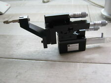 Micronics X-Y-Z Probe Micropositioner used