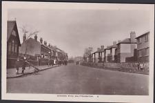 More details for postcard - cannock road, wolverhampton - real photo c1915