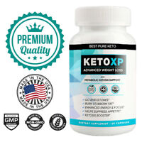 Best Keto XP Keto Pills Boost Weight Loss Diet Pills Best BHB Supplement 60 Pill