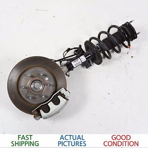 2013 - 2016 BUICK ENCLAVE FRONT RIGHT SHOCK SPINDLE ROTOR BRAKE CALIPER SPRING