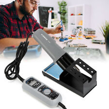 Wep 938d Portable Hot Tweezers Mini Soldering Station For Bga Smd Repairing Us