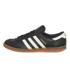 Adidas-hamburgo Core Black/Footwear White/Lush red cortos ef5674