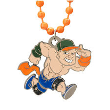 WWE AUTHENTIC JOHN CENA 15X CHAMP PENDANT NECKLACE U CANT C ME FREE SHIPPING