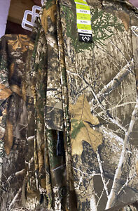 NWT Realtree Edge Youth Size L Camo Camouflage Flex Fabric Cargo Pant/s 10 12