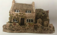 Lilliput Lane Cobblers Cottage England Collection Handmade UK Miniature 1986