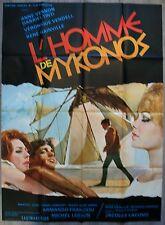 L'HOMME DE MYKONOS Affiche Cinéma Movie Poster 160x120 Gabriele Tinti