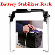 Metal Car Battery Holder Bracket Stabilizer 16cm-22.5cm Adjustable width range