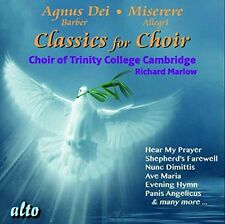 Choir of Trinity College Cambridge - Classics for Choir [New CD]
