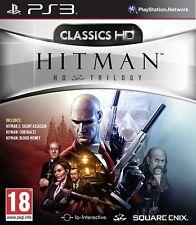 HITMAN TRILOGY HD COLLECTION  ITA PS3 PLAYSTATION 3 NUOVO ITALIANO PAL UK