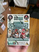 2020 Panini Contenders Football Blaster Box FANATICS EXCLUSIVE 88 Card Sealed
