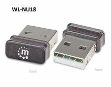 Nano 150N Wireless Network USB Adapter Dongle - Intellinet 525336