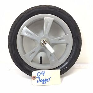 """12"""" JOGGER STROLLER Bicycle Plastic Mag Instep Front Wheel 12"""" x 2 1/4""""  O4"""