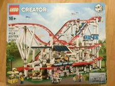 Lego Creator Achterbahn (10261) NEU & OVP Schneller Versand Sammlung