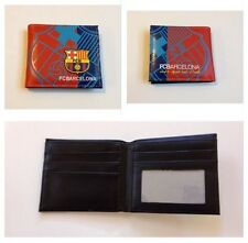 NEW FC Barcelona Soccer Club Football 2017 Wallet PU Leather Messi US SELLER!!