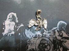 Led Zeppelin angel logo pendant made sterling silver 925