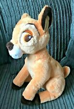 "Disney Store Exclusive Bambi ~ Soft Toy ~ approx 11"" ~ Good Condition"