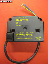 Satronic Zündtrafo ZT 931 Trafo Zündeinrichtung Honeywell Hofamat + Netzkabel