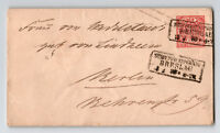 North German Federation 1G Stationery Used (IV) - Z13290
