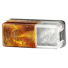 Indicador: Intermitente Lámpara (ámbar/Claro)   Hella 2BE 002 582-031