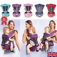 Baby Carrier Bag Waist Stool Walker Baby Sling Belt Kids Infant Hold HipSeat GN