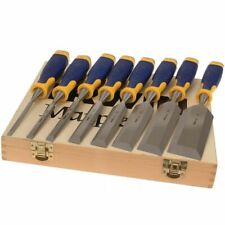 IRWIN Marples MS500 ProTouch All-Purpose Chisel Set 8 Piece - TSCAMS5008